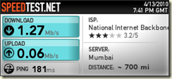 BSNL 3G Speed Test (4)