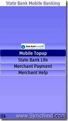 SBI M-commerce