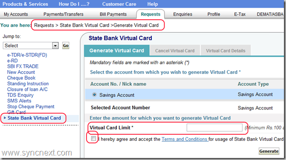 create virtual credit card (2)